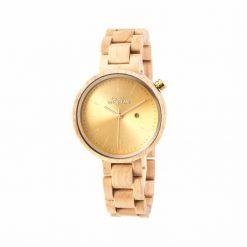 Dřevěné hodinky Mirri Maple