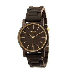 Dřevěné hodinky Colourz Santal