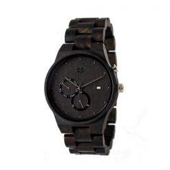Dřevěné hodinky Fredd Santal